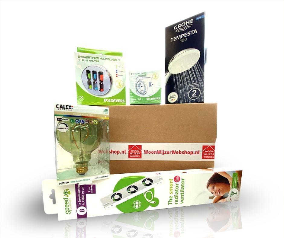Korting energiebesparende producten Westvoorne