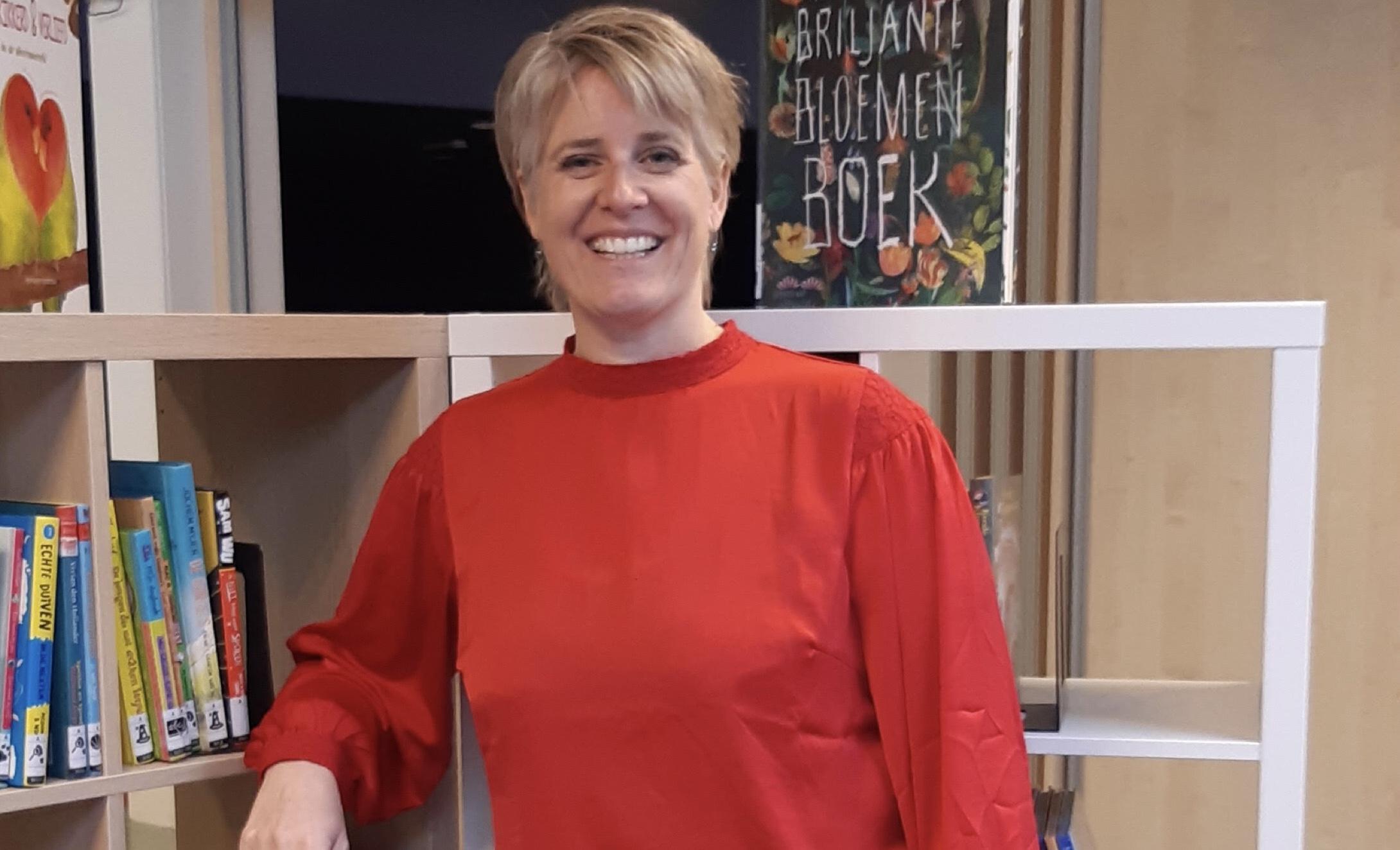 Astrid van der Bend kandidaat raadslid PvdA Nissewaard